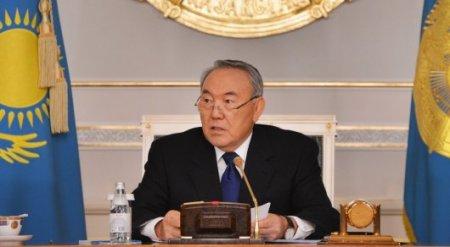 Назарбаев собрал кабинет министров