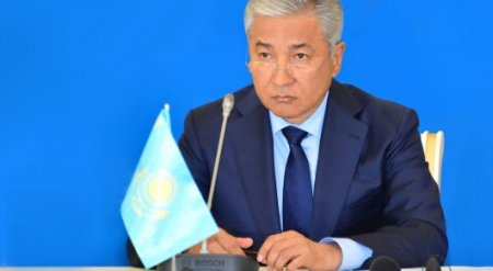 Тасмагамбетов назначен послом Казахстана в России