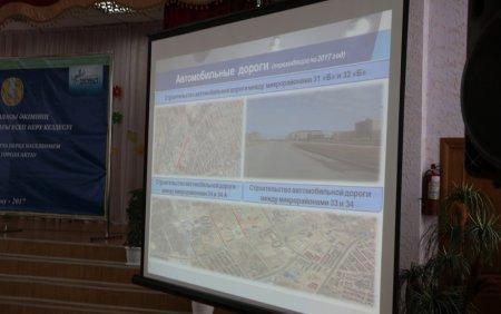 Какие дороги планируется построить и реконструировать в Актау