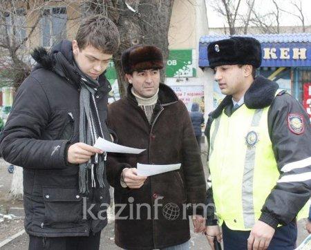 В Казахстане планируют уменьшить штрафы за нарушения ПДД