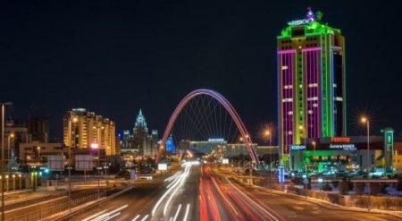 Назарбаев постановил изменить границы Астаны