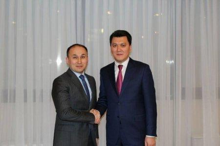 "Ерлан Карин возглавил РТРК ""Казахстан"""