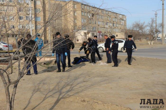 Полицейские в Актау извлекли труп из коллектора теплотрассы