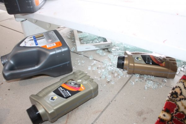 В Актау неизвестные украли из магазина денежный ящик от кассового аппарата с 276 тысячами тенге