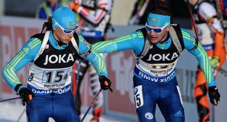 WADA подтвердило отсутствие допинга у казахстанских биатлонистов