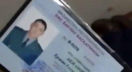 Видео с задержанным военнослужащим прокомментировали в Минобороны РК