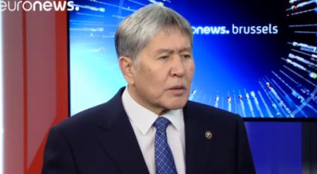 МИД РК ждет разъяснений от кыргызской стороны в связи с высказыванием Атамбаева