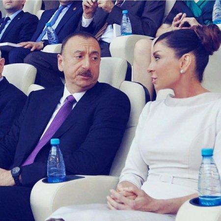 Ильхам Алиев назначил свою супругу первым вице-президентом Азербайджана