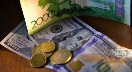 Курс нацвалюты укрепился до 314 тенге за доллар