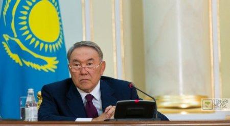 Назарбаев: Если проблема возникает, у нас создают министерство, не зная, для чего оно нужно