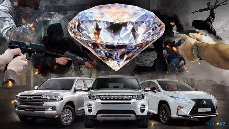 В Караганде из-за фальшивого алмаза развернулась кровавая бойня