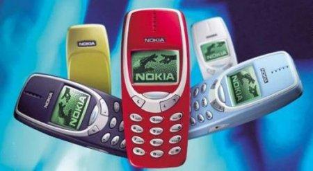 """Обновленный """"кирпич"""" Nokia 3310 станет тоньше и получит цветной дисплей"""