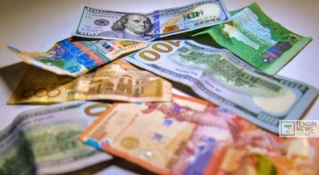 Курс нацвалюты укрепился до 311 тенге за доллар