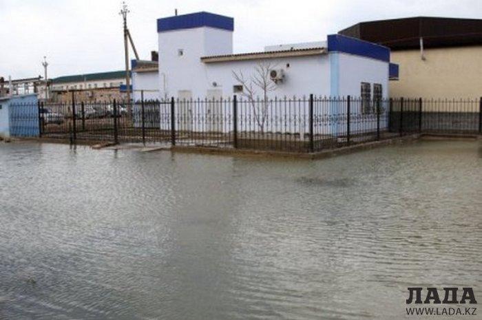 Рамиль Камалов: Резерв акимата Мангистау на случай паводков в 2017 году составляет 120 миллионов тенге