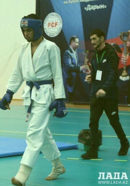 Три медали завоевали спортсмены из Мангистау на чемпионате Казахстана по рукопашному бою