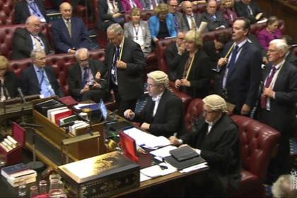 Британский парламент одобрил билль о Brexit