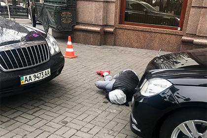 Задержан застреливший Вороненкова киллер