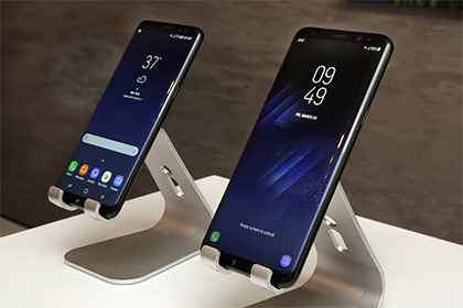 Samsung представила Galaxy S8