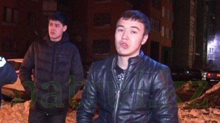 """Телеканалу прокомментировали скандал, устроенный """"золотой молодежью"""" в Астане"""