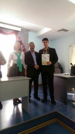 Научную работу школьников из Актау о возможном захоронении Аттилы на территории Мангистау признали лучшей на конкурсе в Москве