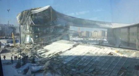 Глава МВД назвал виновных в обрушении конструкции на территории EXPO