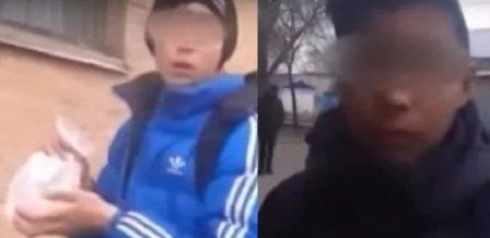 Ролик со школьниками в невменяемом состоянии обсуждают казахстанцы