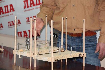 Проект мобильного пирса для побережья Каспия разработали изобретатели из Актау