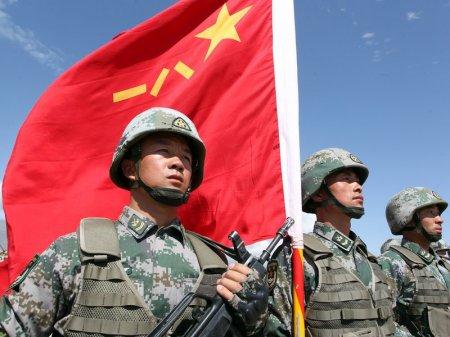 Военные расходы Китая в 2017 году впервые превысят один триллион юаней