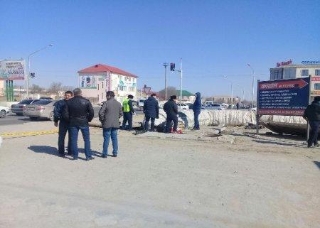 В Актау в коллекторе теплотрассы найден труп
