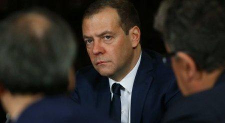 """Медведев призвал партнеров по ЕАЭС """"не упражняться в подсчетах цены"""" на российский газ"""