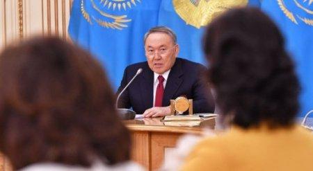 Назарбаев о женщинах Казахстана: Вас невозможно остановить