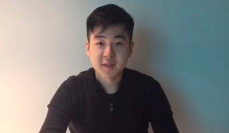 В сети появилось видеообращение предполагаемого сына убитого брата Ким Чен Ына