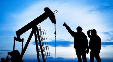 Цена на нефть рухнула ниже 51 долларов