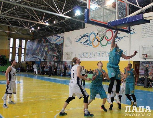 Баскетбольный клуб «Каспий» стал третьим на Кубке Казахстана