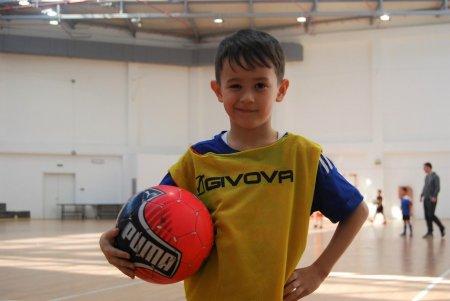 Юные футболисты из Актау примут участие в республиканском турнире Naurys Cup