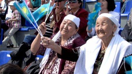 Казахстанцы стали жить дольше