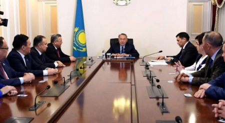 Назарбаев: Все регионы будут соединены первоклассными магистралями