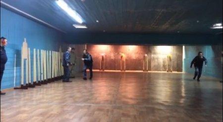 Видео необычной тренировки полицейских прокомментировали в МВД РК