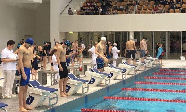 Три бронзовые медали завоевали актауские пловцы на международном турнире в Германии
