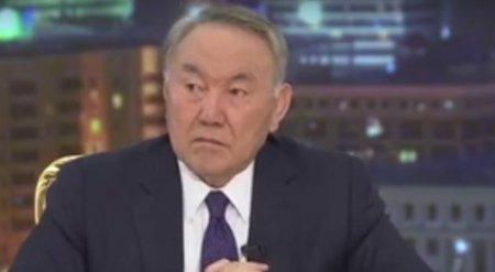 Назарбаев ответил на вопрос об отсутствии политической конкуренции