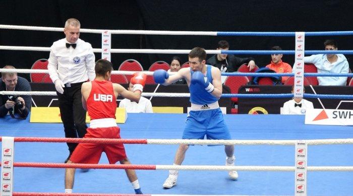 Боксер из Актау завоевал золотую медаль на «малом чемпионате мира»