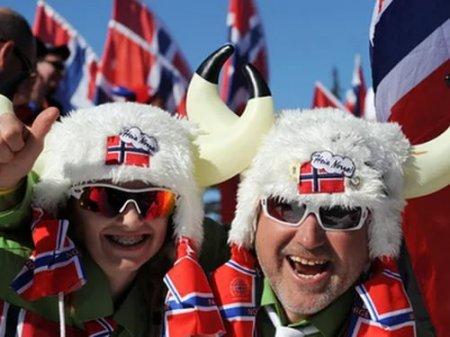 Норвегия признана самой счастливой страной мира
