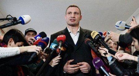 """Кличко пообещал выпустить сборник """"изречений"""""""