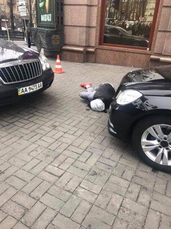 Бывшего депутата Госдумы РФ расстреляли в центре Киева