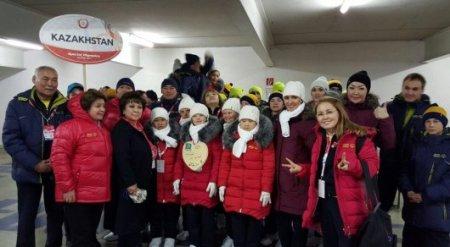 Сборная Казахстана заняла призовые места на Специальных Олимпийских играх