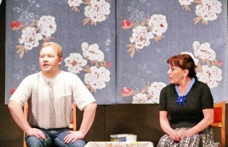 В театре «САНТ» прошла премьера спектакля «Начинающий жених»