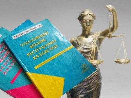 В Казахстане хотят ввести смертную казнь за причинение «тяжкого вреда жизненно важным интересам» страны