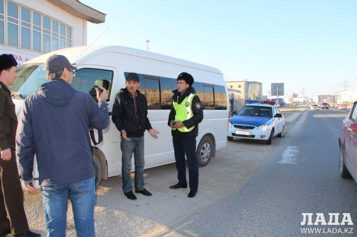 ХаямАмирбеков: Водители Актау не уступают дорогу спецтранспорту