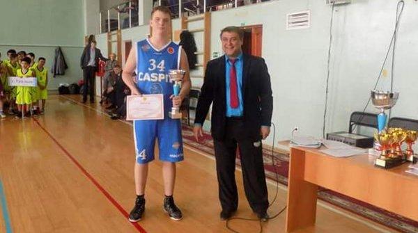 Актауская команда «Жастар» стала второй на чемпионате Казахстана по баскетболу