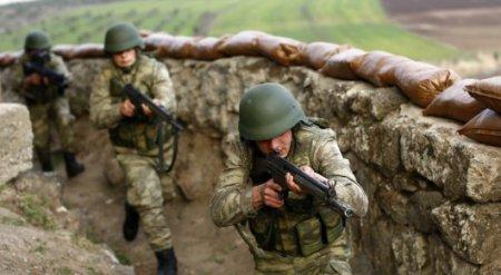 Турция объявила о завершении военной операции в Сирии